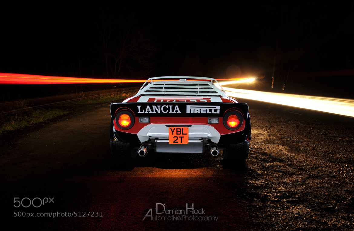Photograph Stratos rear by Damian Hock on 500px