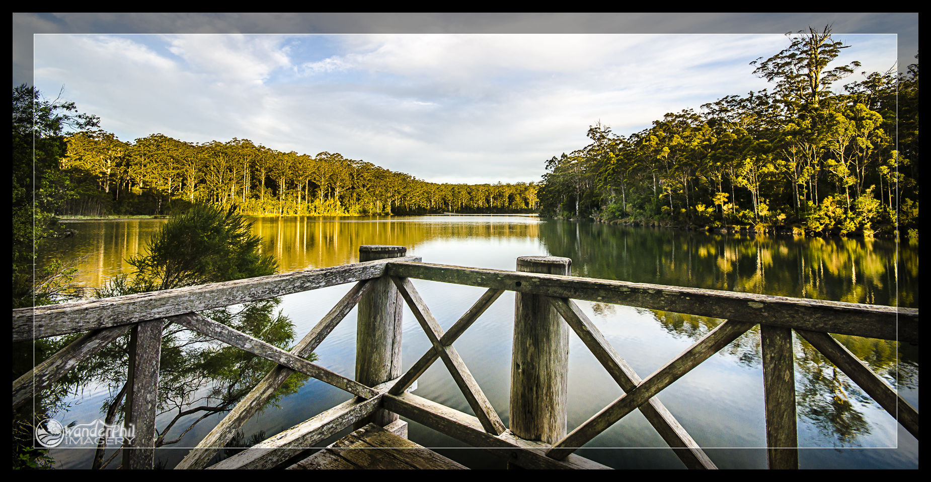 Photograph Big Brook Dam by Phillip Harty on 500px