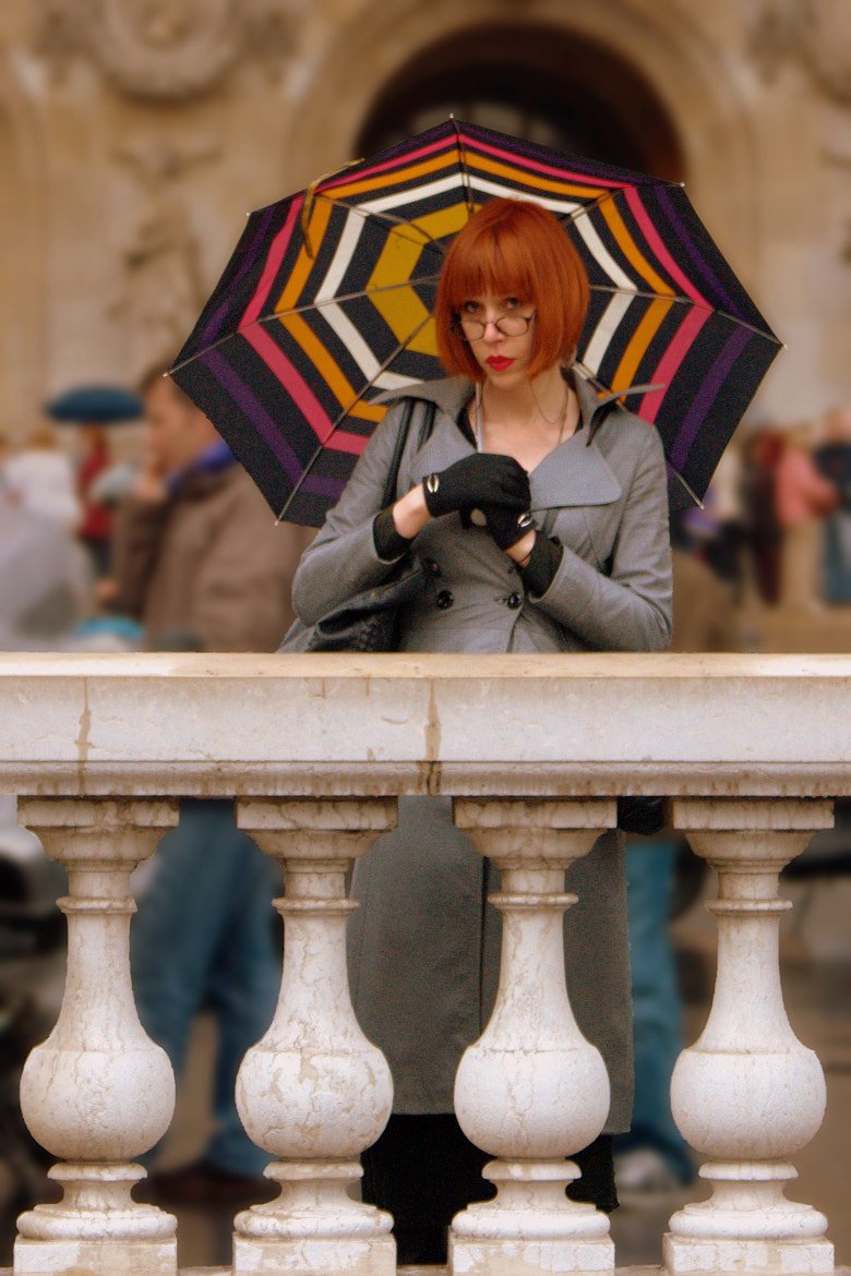 Photograph the red haired stranger of the opera by laurent aublé on 500px