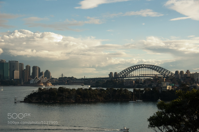 Photograph Sidney Harbor Bridge by Thomas Roessler on 500px