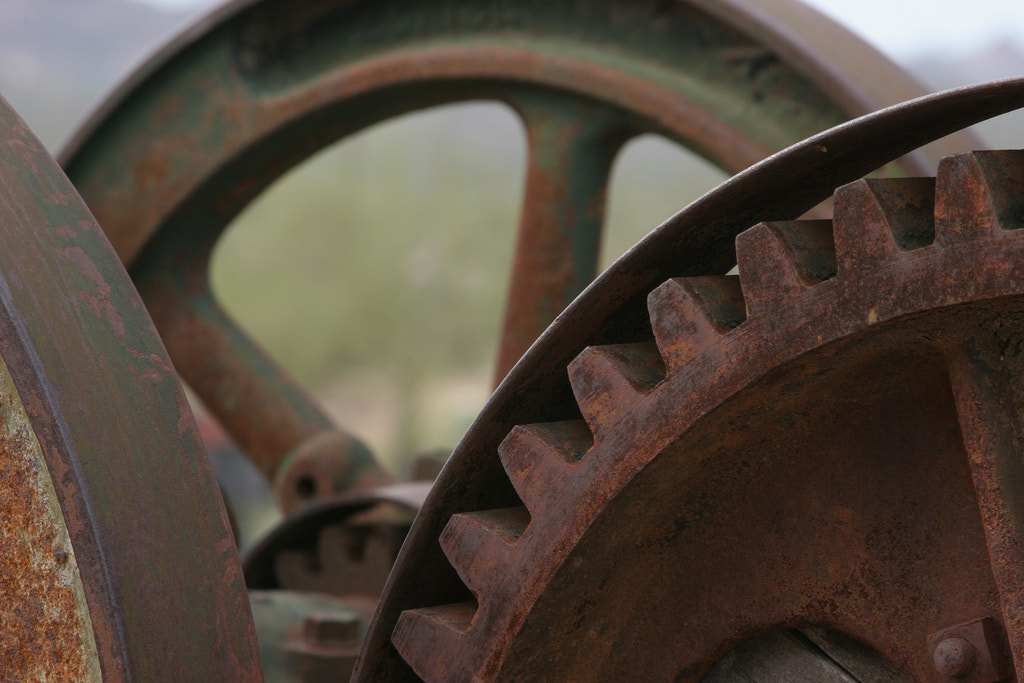 Photograph Gears by Craig Parks on 500px