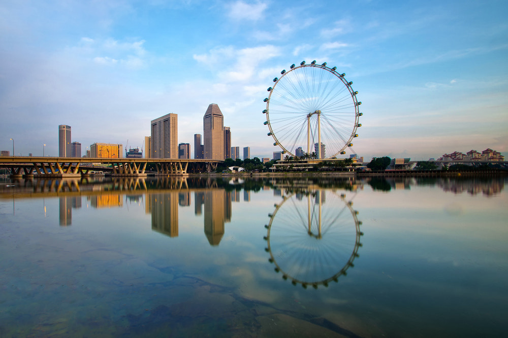 Photograph Spin City by WK Cheoh on 500px
