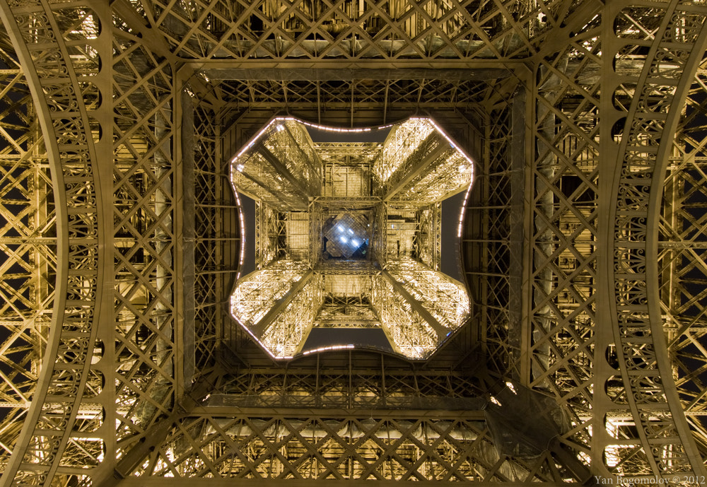 Photograph Under Tour d'Eiffel by Yan Bogomolov on 500px