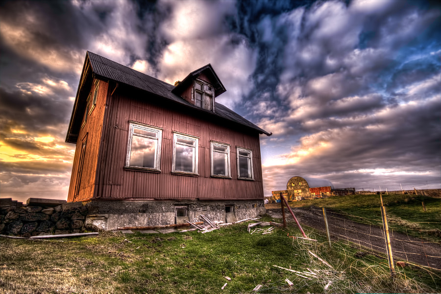 Photograph Bed and Breakfast by Siggi B on 500px