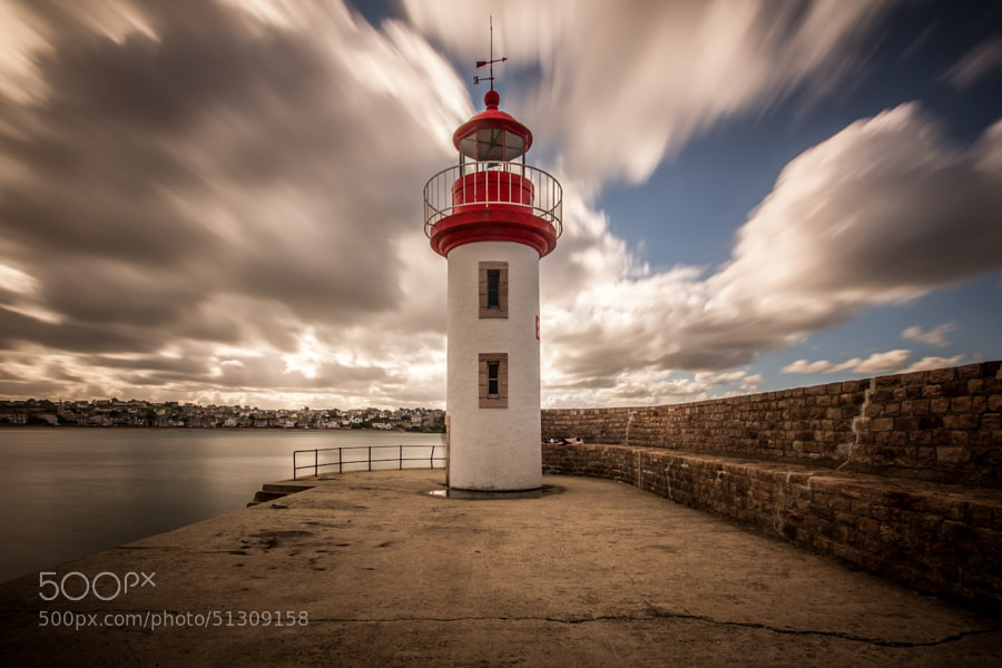 Phare d'erquy by David Gorriez on 500px.com