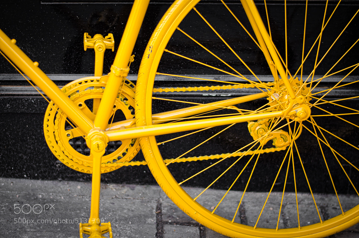 Photograph And It Was All Yellow, Too by Garry Knight on 500px