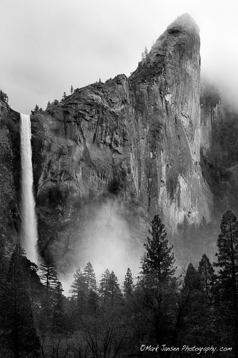 Photograph Hanging Valley Cascade by Mark Jansen on 500px