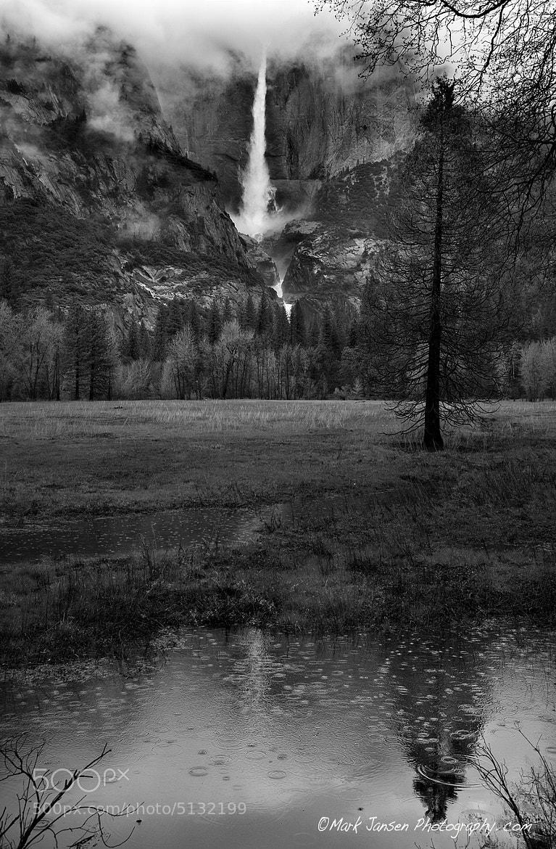Photograph Cloudburst Falls by Mark  Jansen on 500px