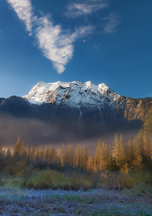 Photograph Catching the Cloud by Trevor Anderson on 500px