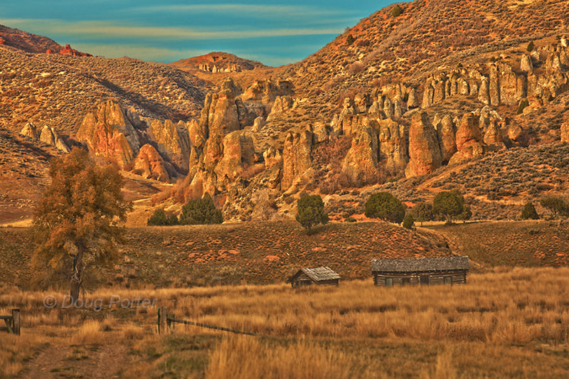 Photograph Heiner Canyon Hoodoos by Doug Porter on 500px
