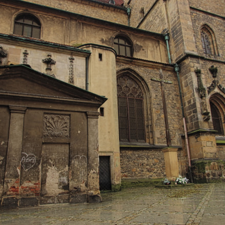 Old church in Kłodzko