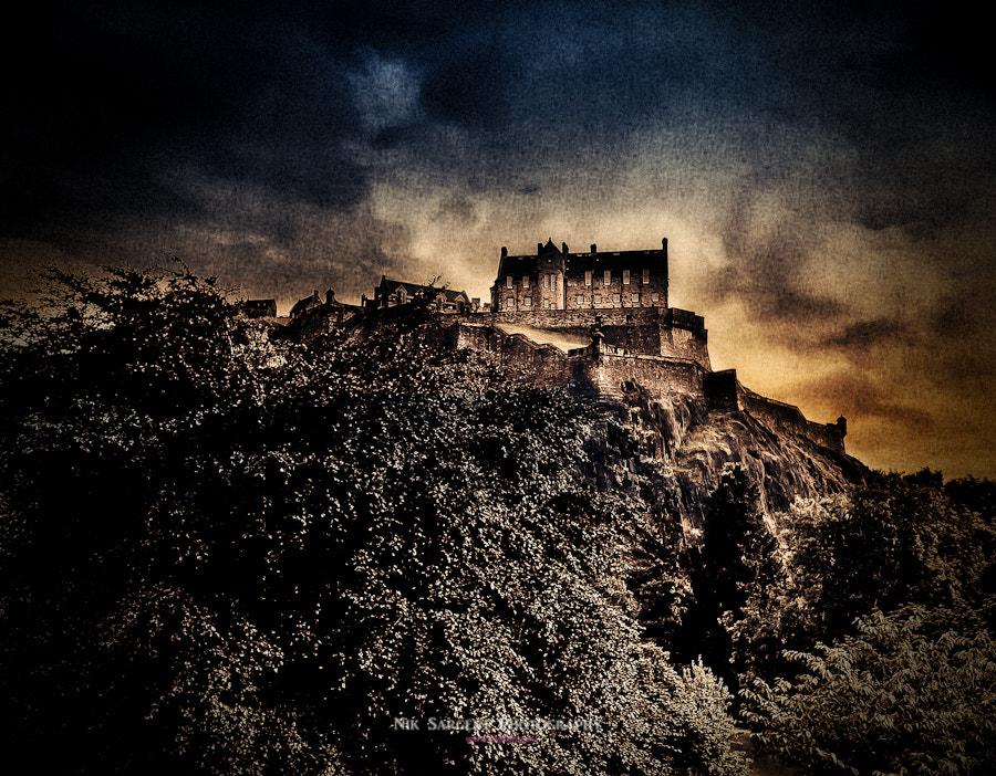 Ghosts of Edinburgh Castle