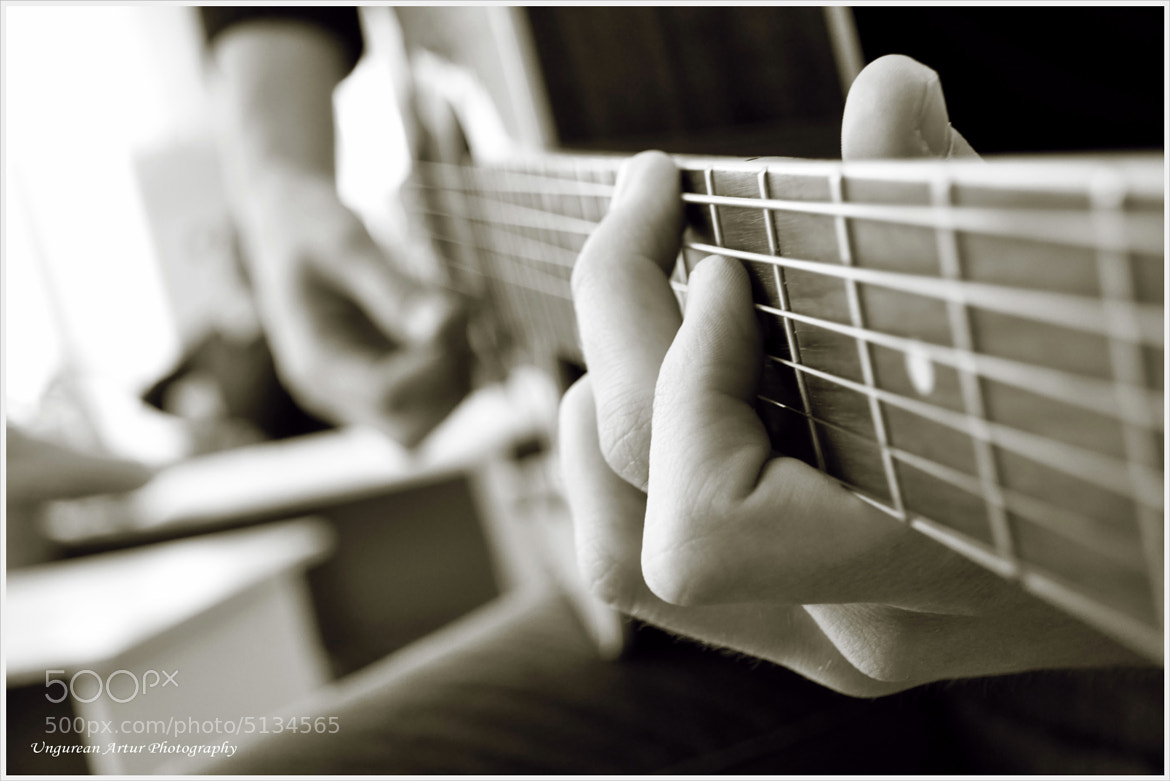 Photograph Guitar by Artur Ungurean on 500px