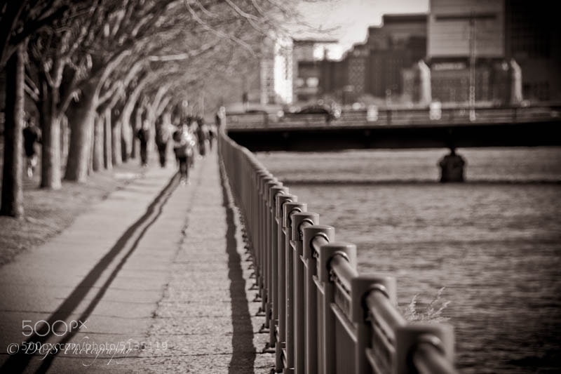 Day 18 - Charles River Entry