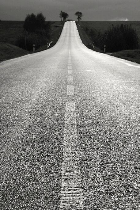 Photograph On the road by Róbert Ragan on 500px