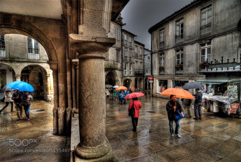 Photograph Colores bajo la lluvia by Jose Luis  Blanco on 500px