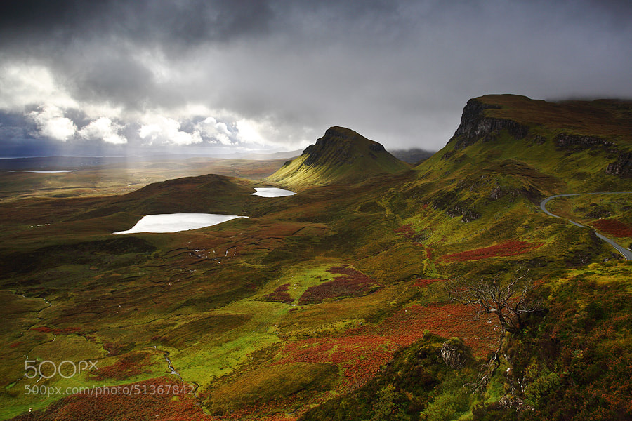 Photograph The Quiraing by Christian Rey on 500px