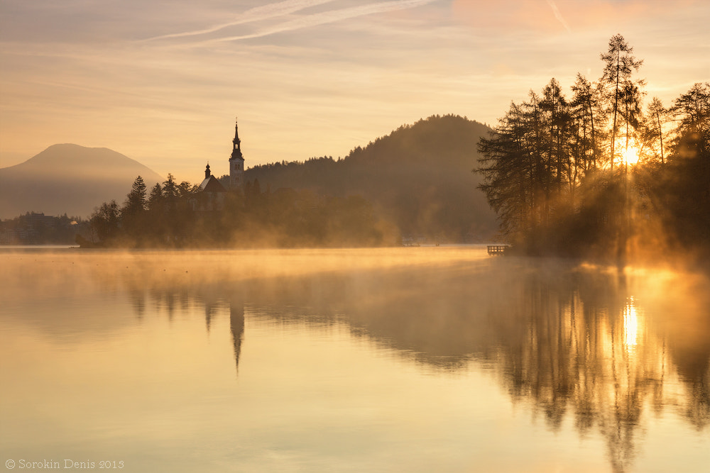Photograph Bled by Denis Sorokin on 500px