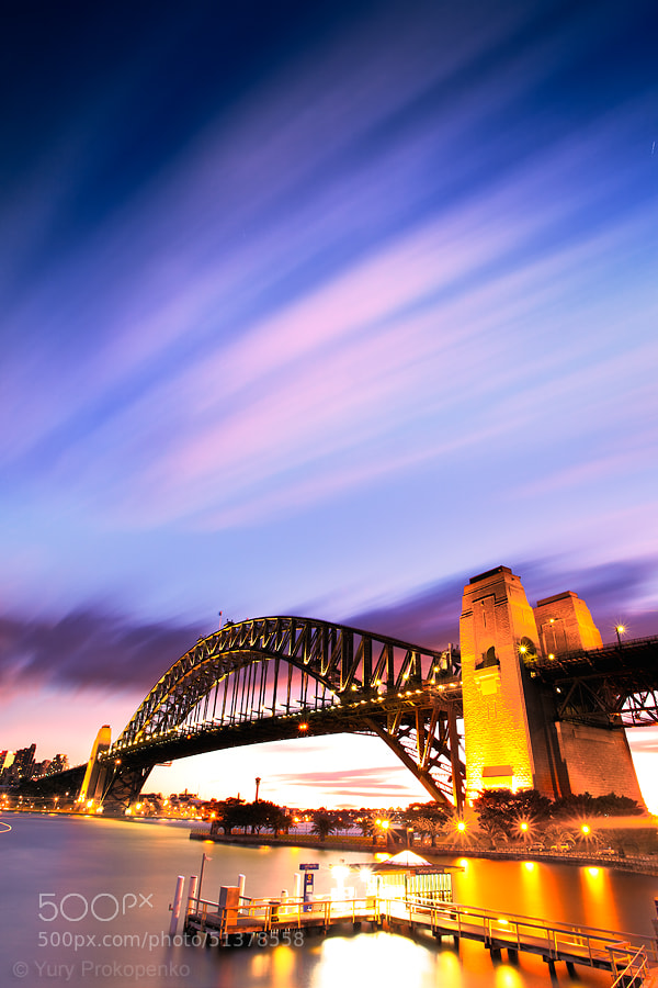 Photograph Sydney Harbour Bridge by Yury Prokopenko on 500px