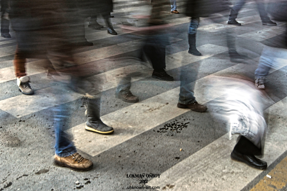 Photograph Random Steps by Lokman önsoy on 500px
