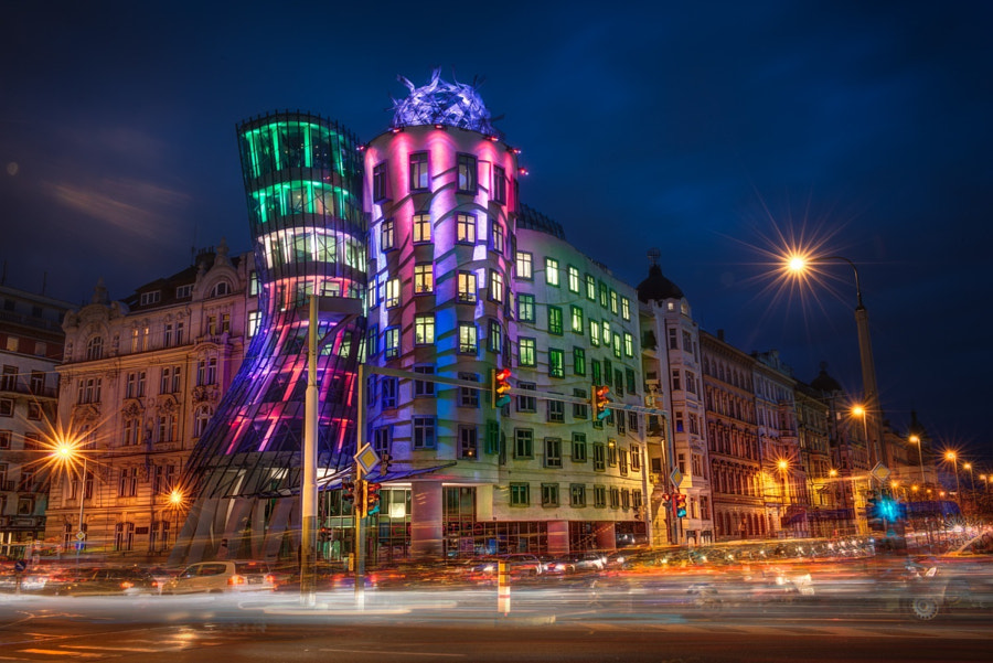 Dancing House by RC Concepcion on 500px.com