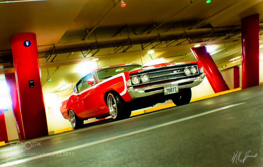 Photograph Ford Torino GT by Haytham Smadi on 500px
