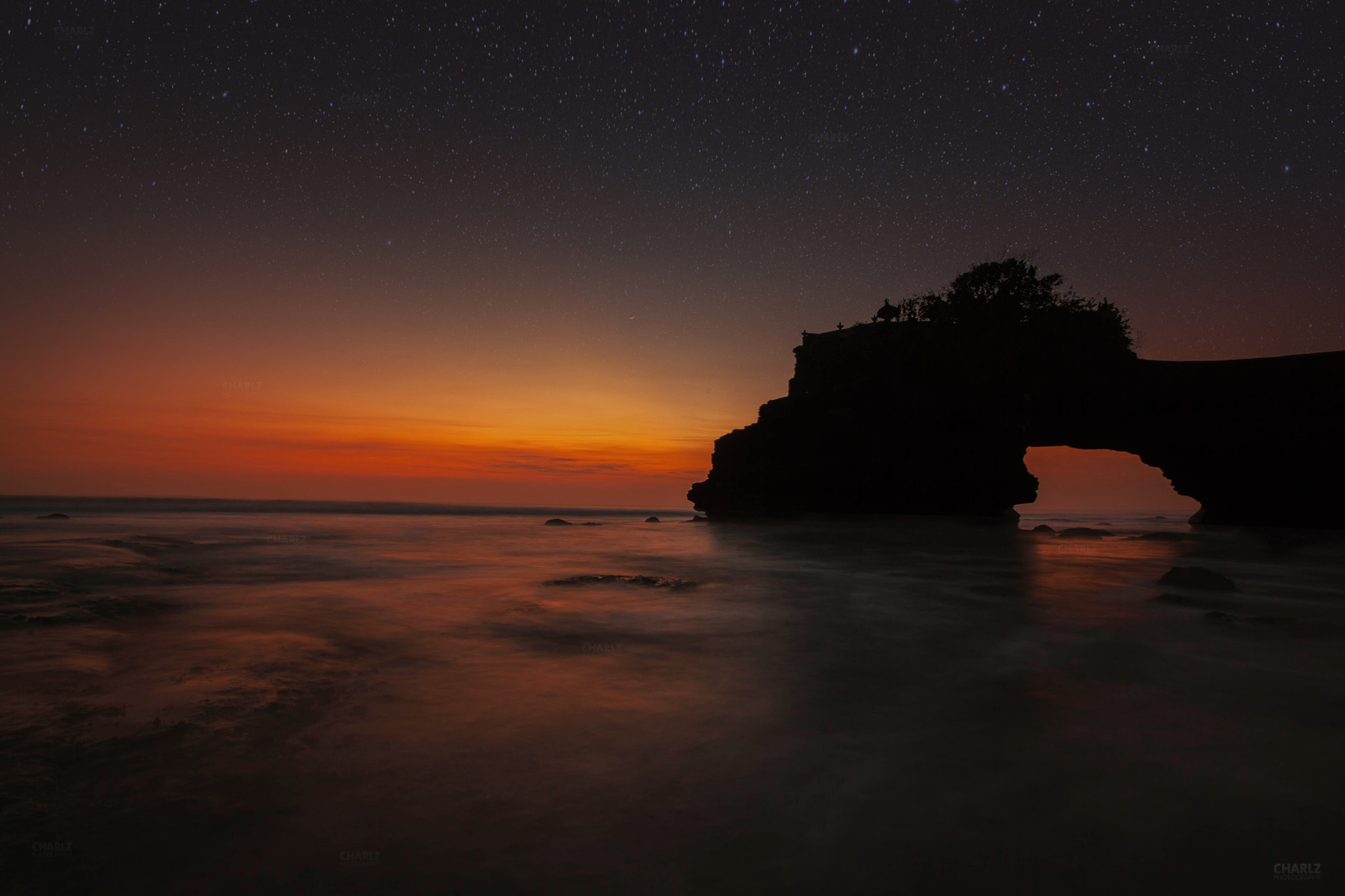 Photograph Sunset at Bali by Charlz Photography on 500px