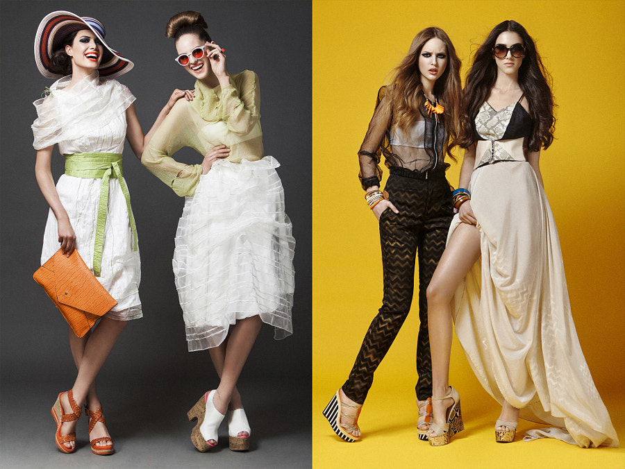 Lookbook of Croatian designers 2013. by moda.hr
