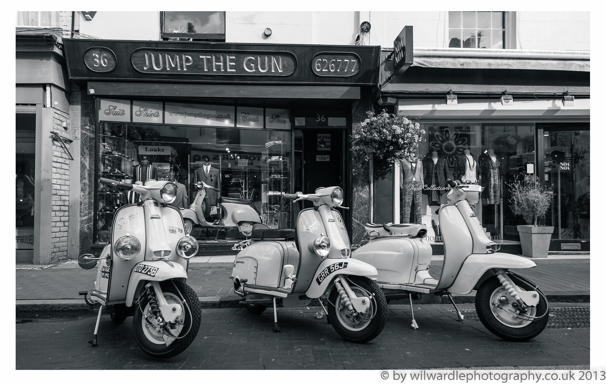 Photograph Jump the Gun by Wil Wardle on 500px