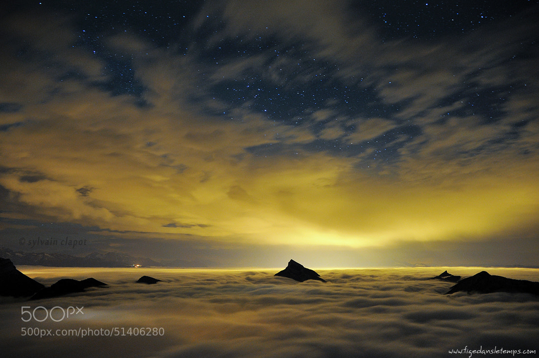 Photograph Grenoble l'Atlantide by Sylvain Clapot on 500px