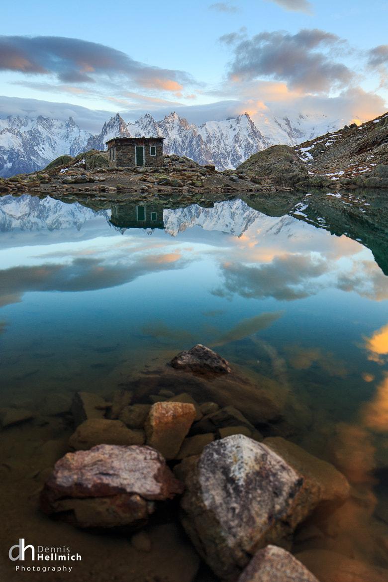 Photograph Lac Blanc by Dennis Hellmich on 500px