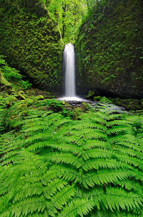 Photograph Gorge Waterfall1 by Henrik Anker Bjerregaard  Lundh III on 500px
