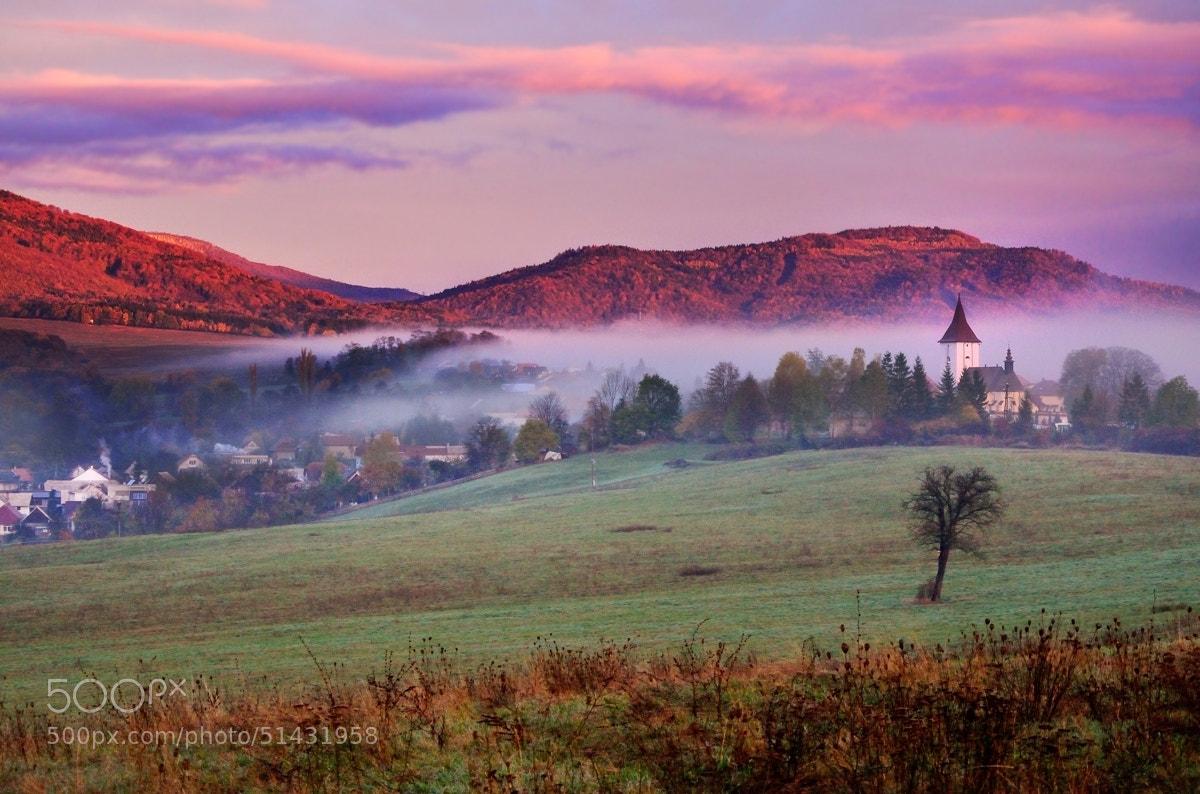 Photograph My village by Peter Kováč on 500px