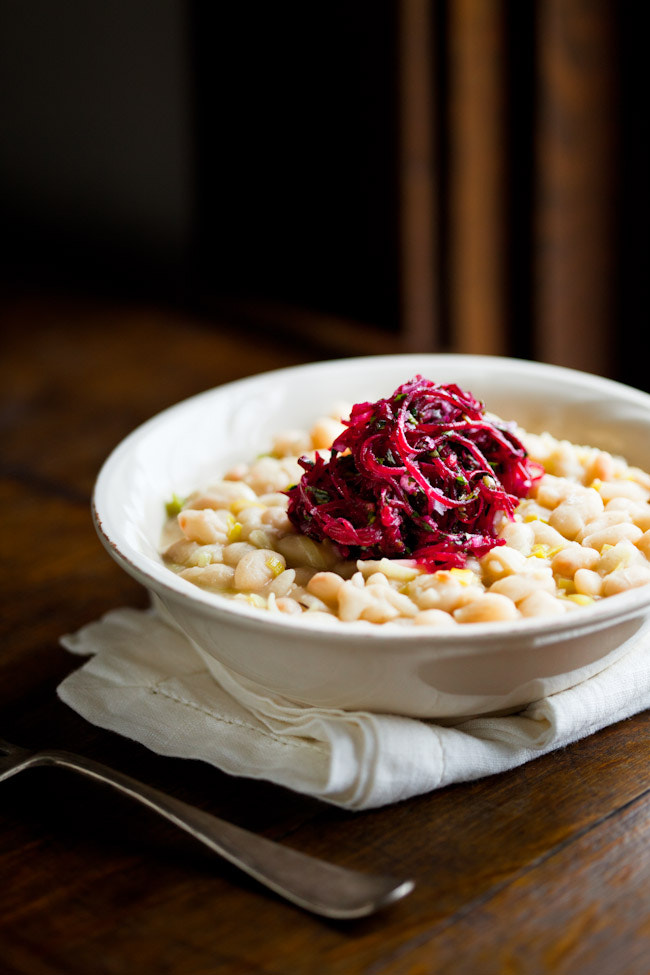 Photograph a simple bean salad for a cold day by matt wright on 500px