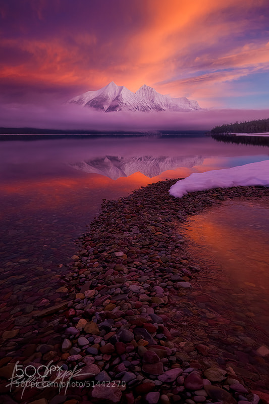 A Portrait of a Mountain by Ryan Dyar on 500px.com