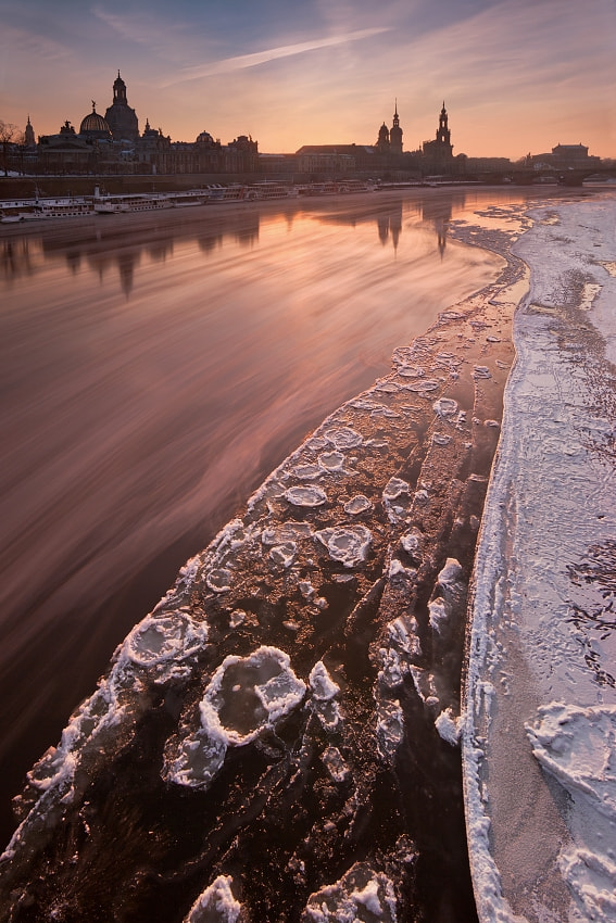 Photograph Ice in Dresden II by Daniel Řeřicha on 500px