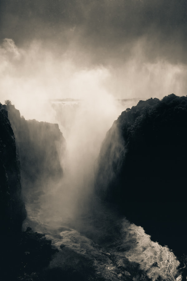Photograph Mighty Falls by Mario Moreno on 500px