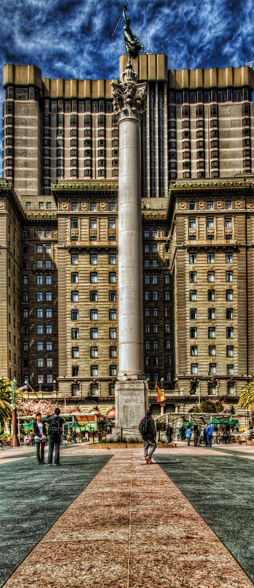 Photograph Union Square - San Francisco, CA by Brian Frank Snapshots and HDR on 500px