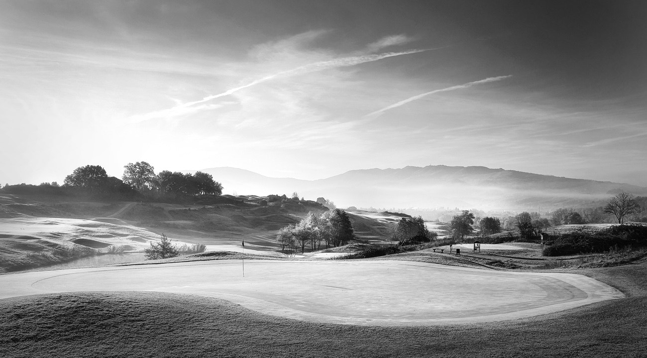 Photograph Landscape of a winter morning by Luca Mercatali on 500px