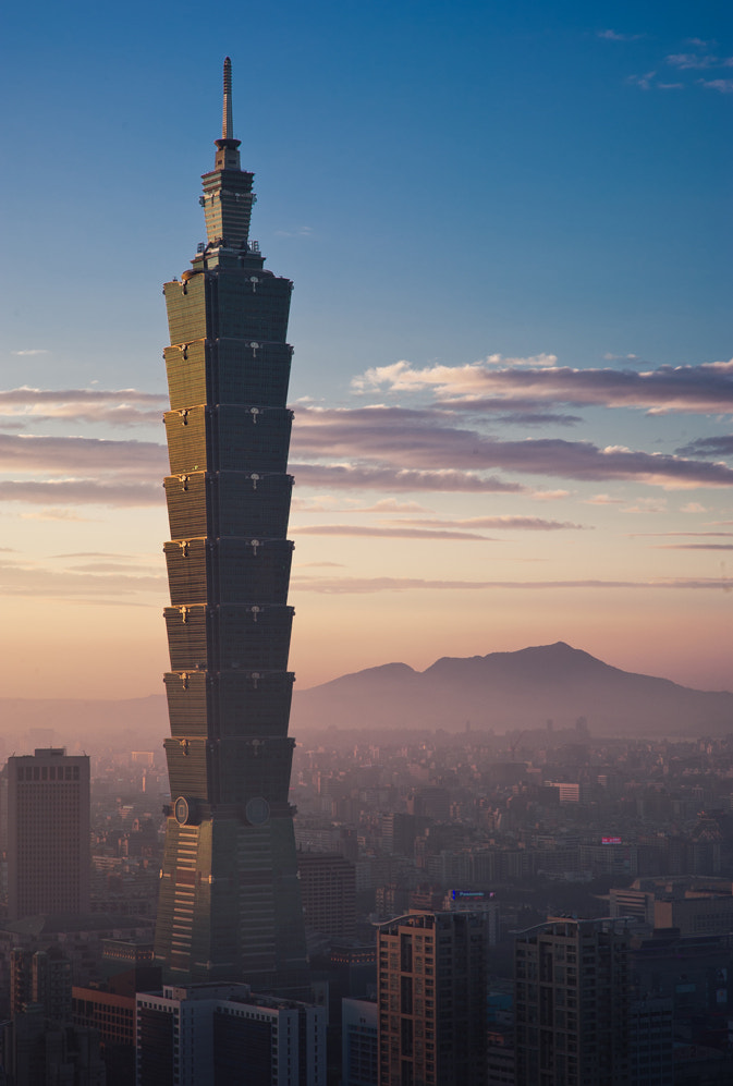 Photograph Taipei 101 by Joe Russo on 500px