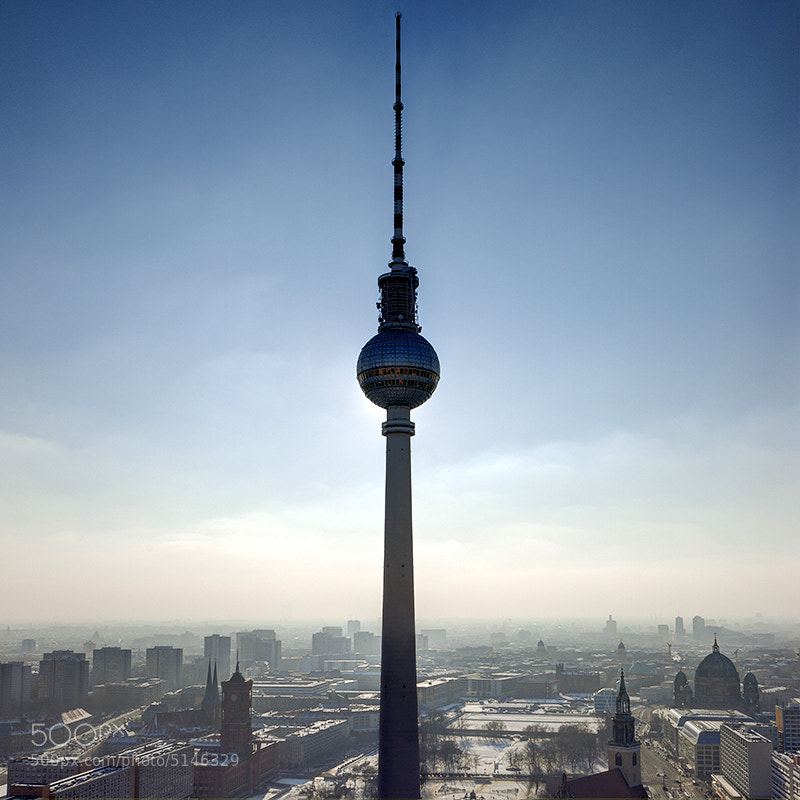 Photograph TV Tower by xflo : w on 500px