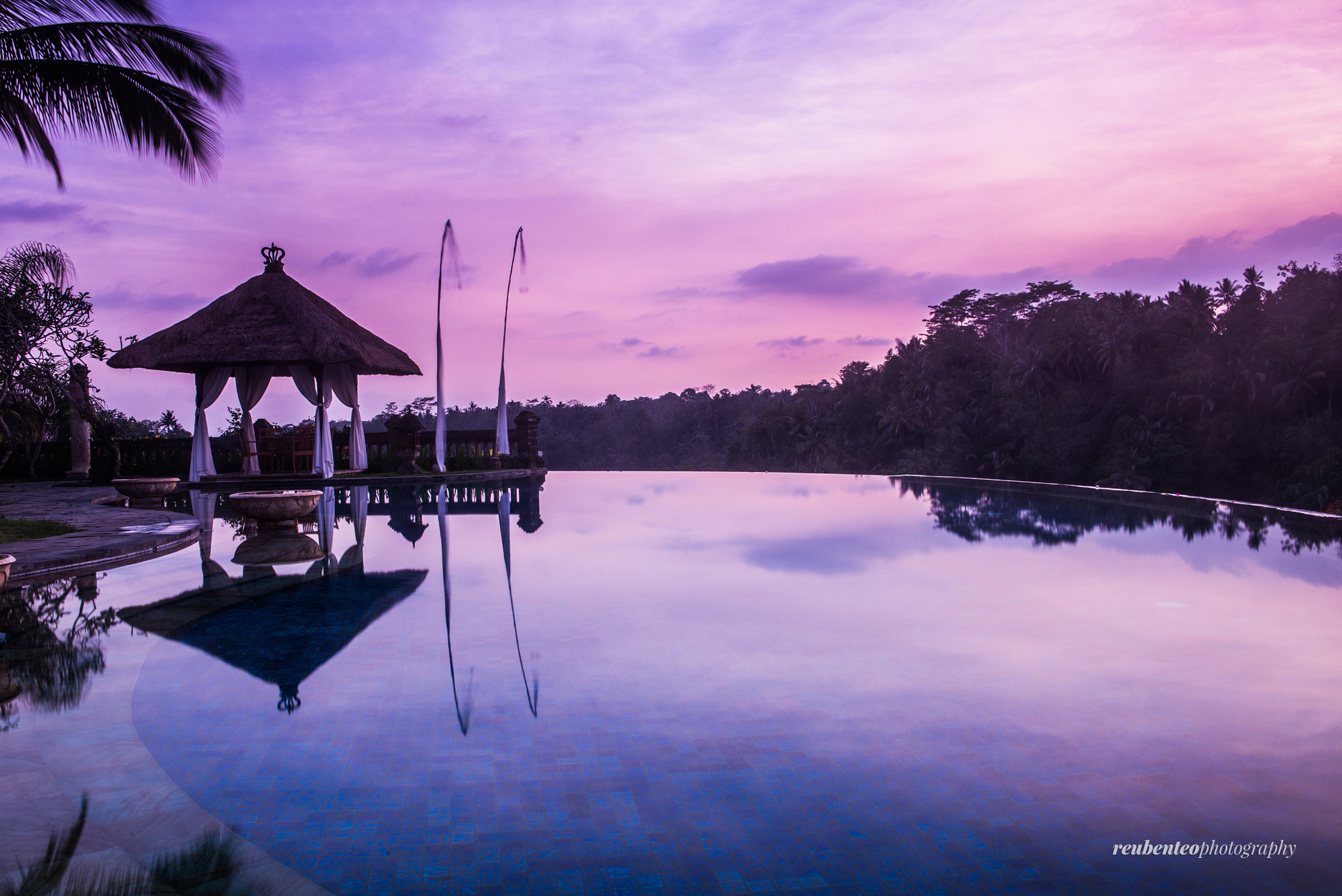 Photograph Purple Mirror by Reuben Teo on 500px