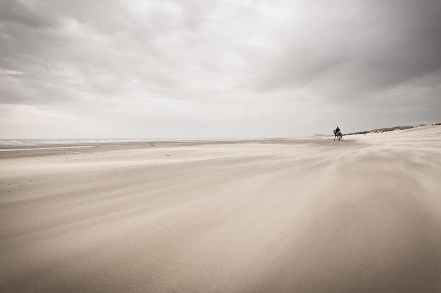 Photograph Alone by Pascale schotte on 500px