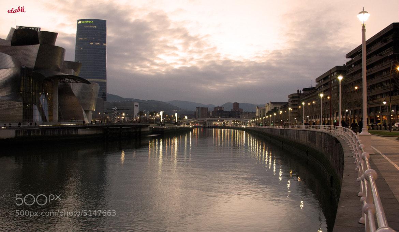 Photograph Ria Bilbao by Eduardo Latorre on 500px