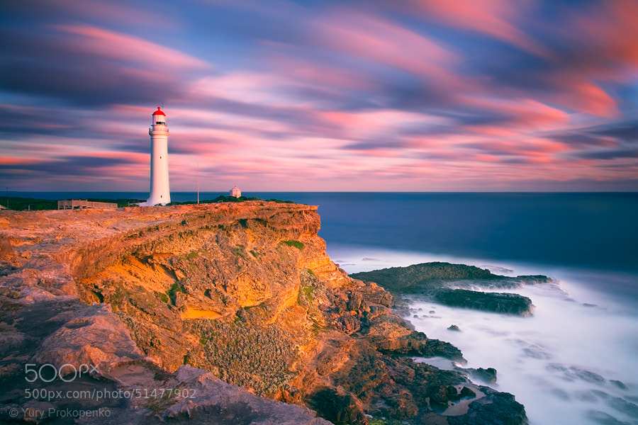 Photograph Sunset at Cape Nelson by Yury Prokopenko on 500px