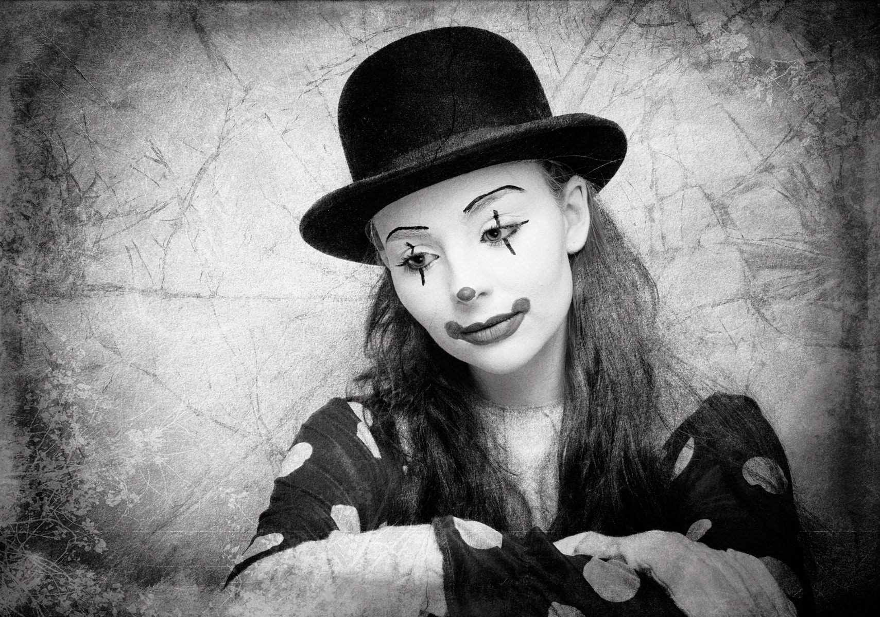 Photograph Clown I by Søren Udby on 500px