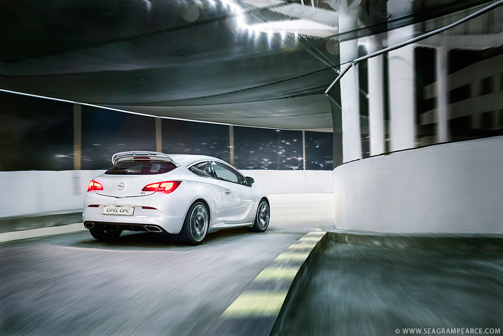 Photograph Opel OPC by Seagram Pearce on 500px