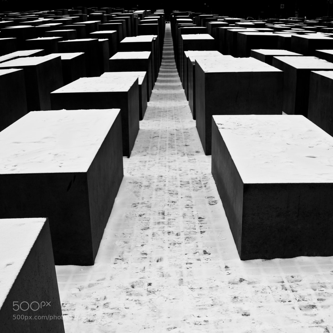 Photograph Memorial to the Murdered Jews of Europe by Jonathan Ferry on 500px