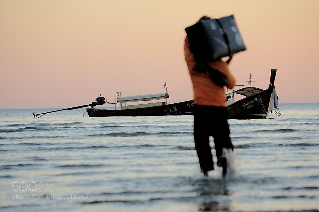 Photograph Loading by Seva Gluschenko on 500px