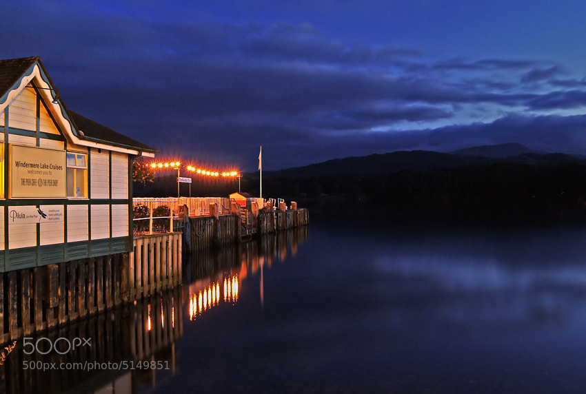 Photograph Windermere by Night by Bart Hoga on 500px